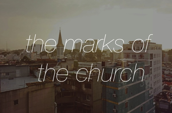 Marks of church