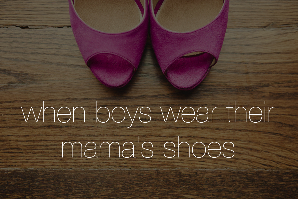 mama shoes