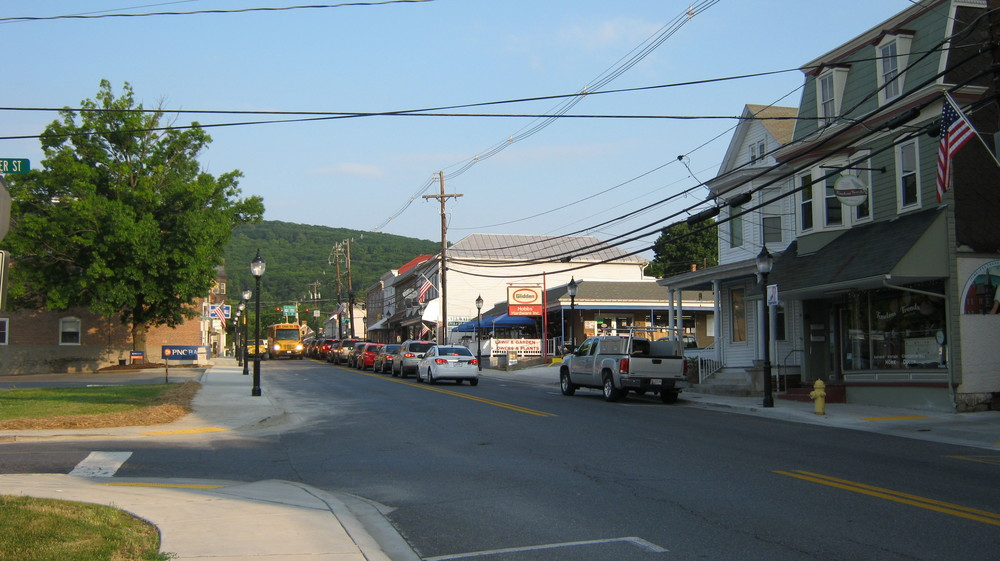 Town of Thurmont Main Street Lighting Upgrade 001.jpg