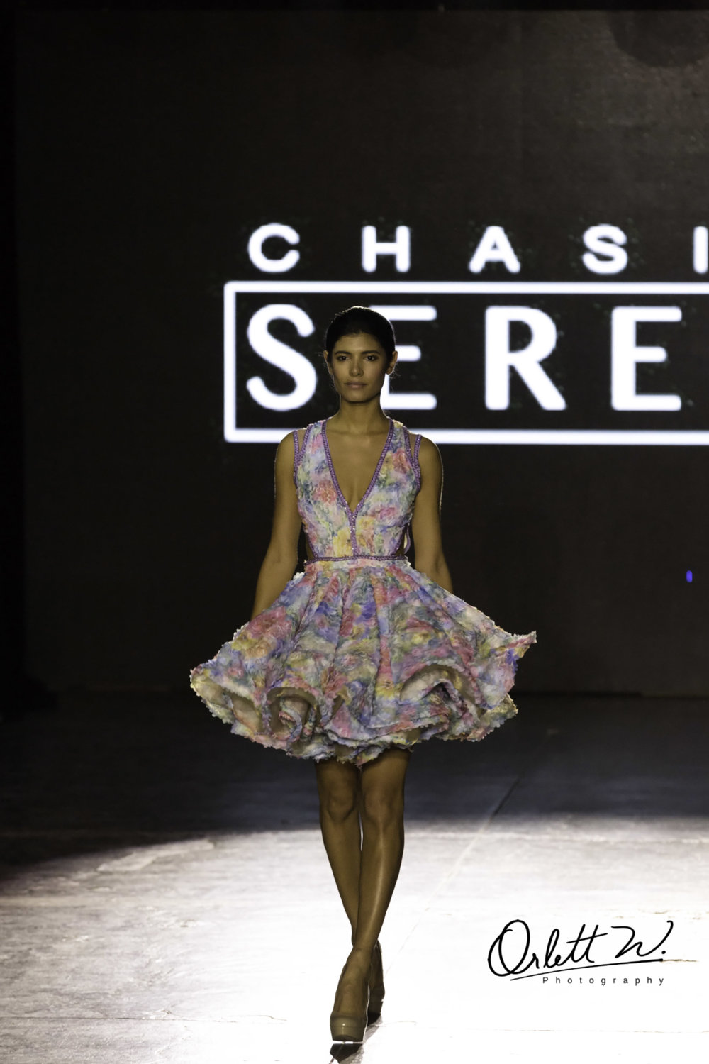 Designer Chasity Sereal Runway: S/S18 Collection Nolcha Shows