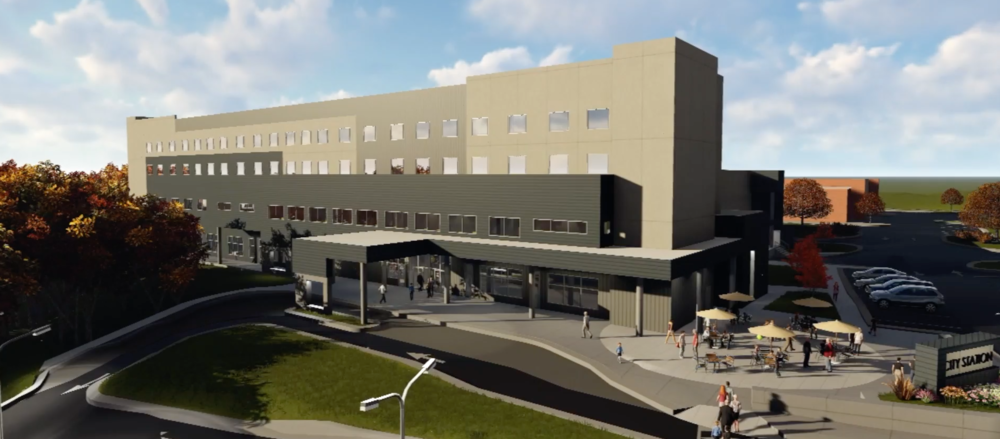 Our goal is to open City Station by July 2018 -