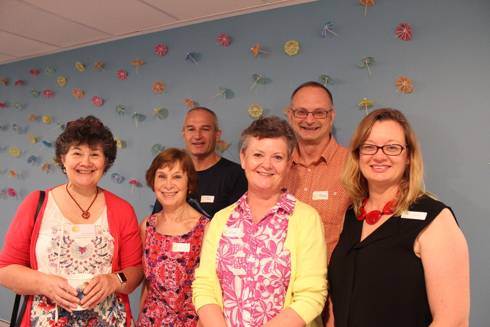 A team from Anglicare attended STCPE as part of their professional development.