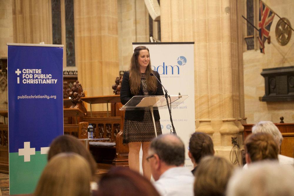 Alissa Wilkinson: ADM Annual Public Lecture 2017