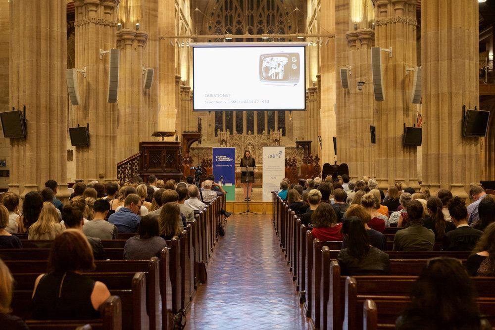 Alissa Wilkinson - Annual Public Lecture 2016