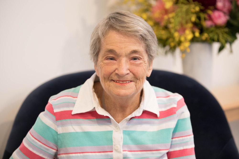 Deaconess Doreen Garrick