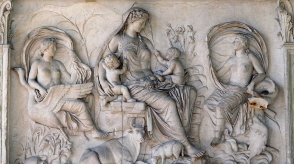 """""""As Long as it's Healthy: What can we learn from early Christianity's resistance to infanticide and exposure?      ABC Religion and Ethics     13 March, 2019  About: Louise Gosbell, 2017 ADM Senior Research Fellow"""