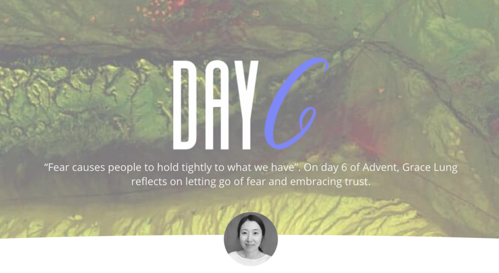 A Universal Problem      Common Grace's Advent Series   6 December, 2019  By: Grace Lung, 2019 ADM Summer Fellow