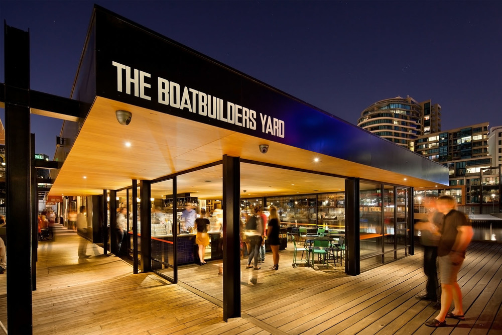 "The Boatbuilders Yard<a href=""/area-of-your-site""></a><strong>South Wharf</strong>"