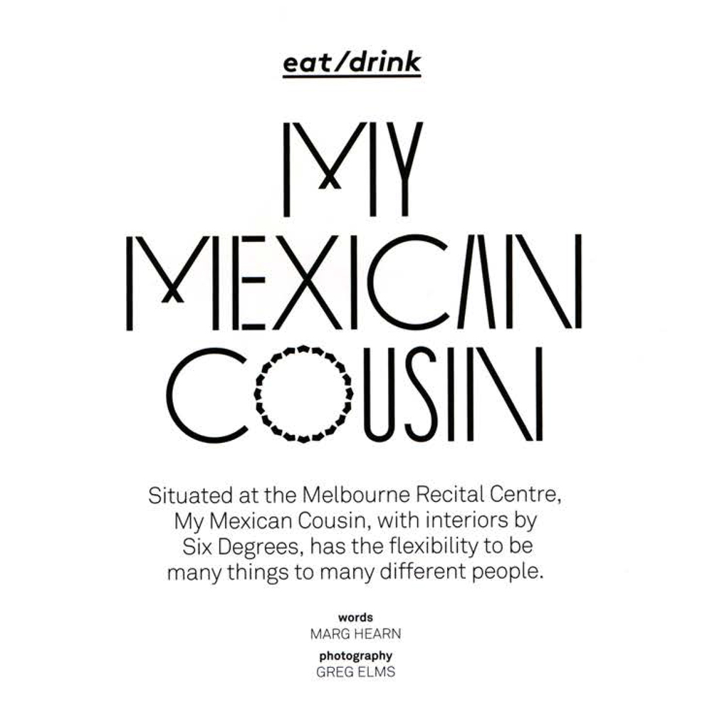 My Mexican Cousin