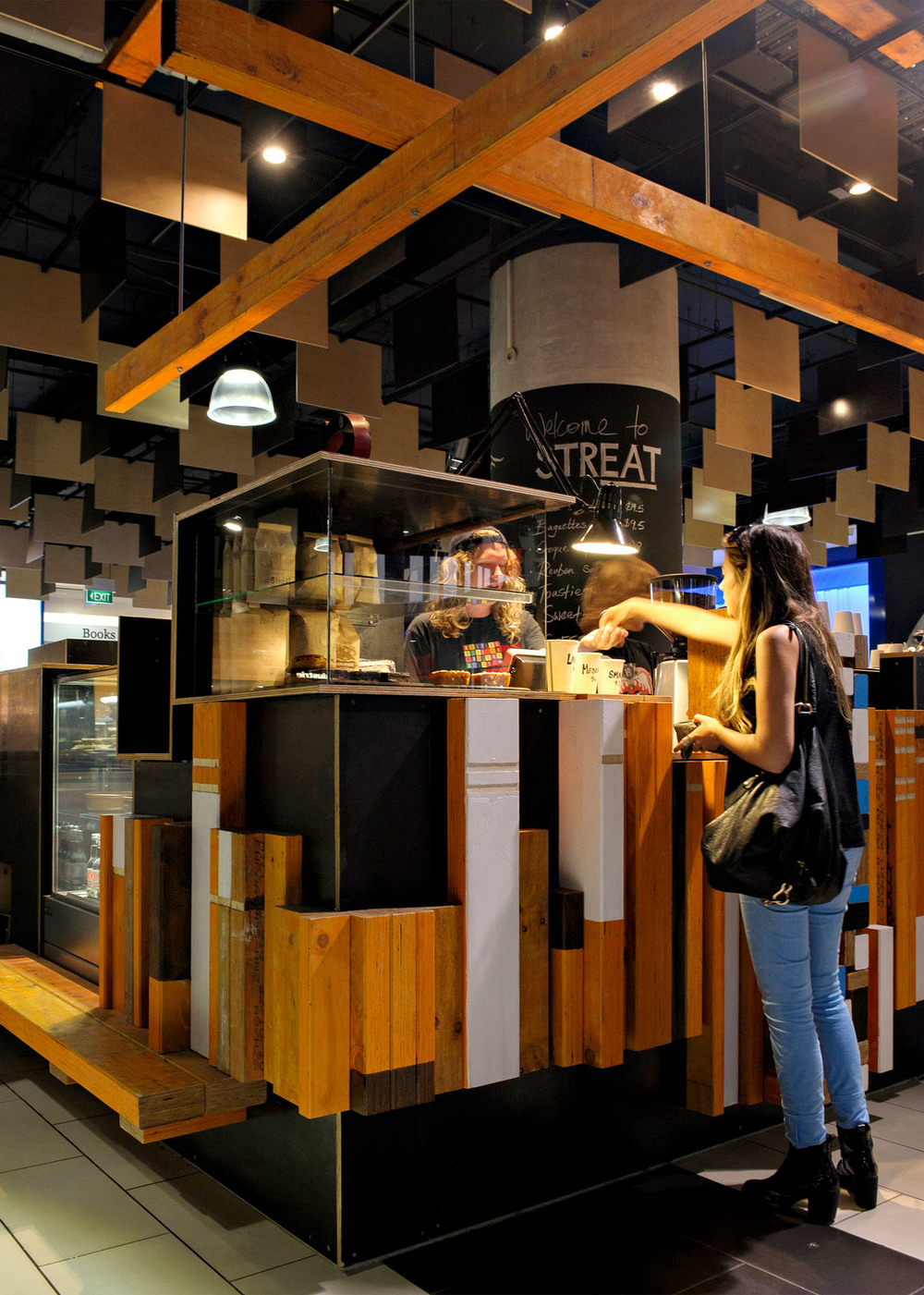 Streat Cafe