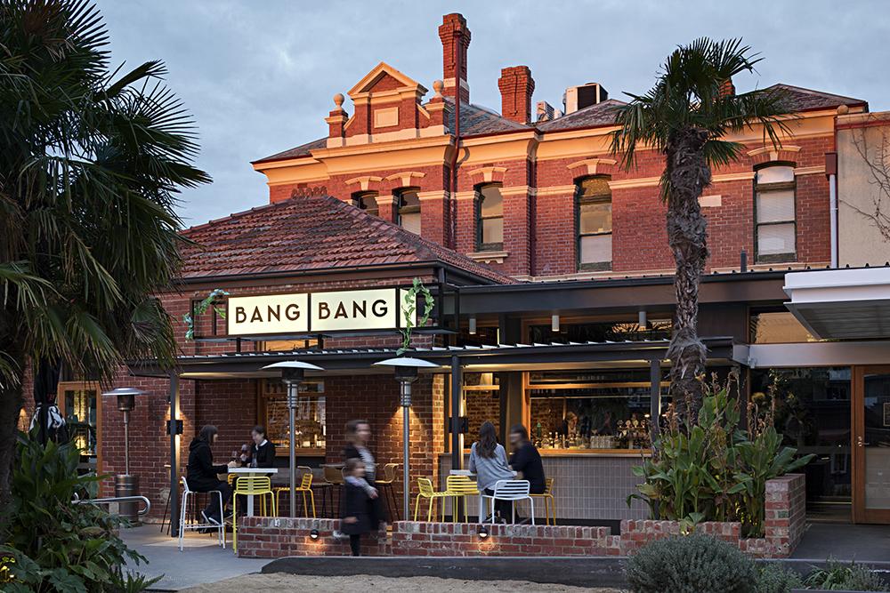 Bang Bang at the Rifle Club<strong>Elsternwick</strong>