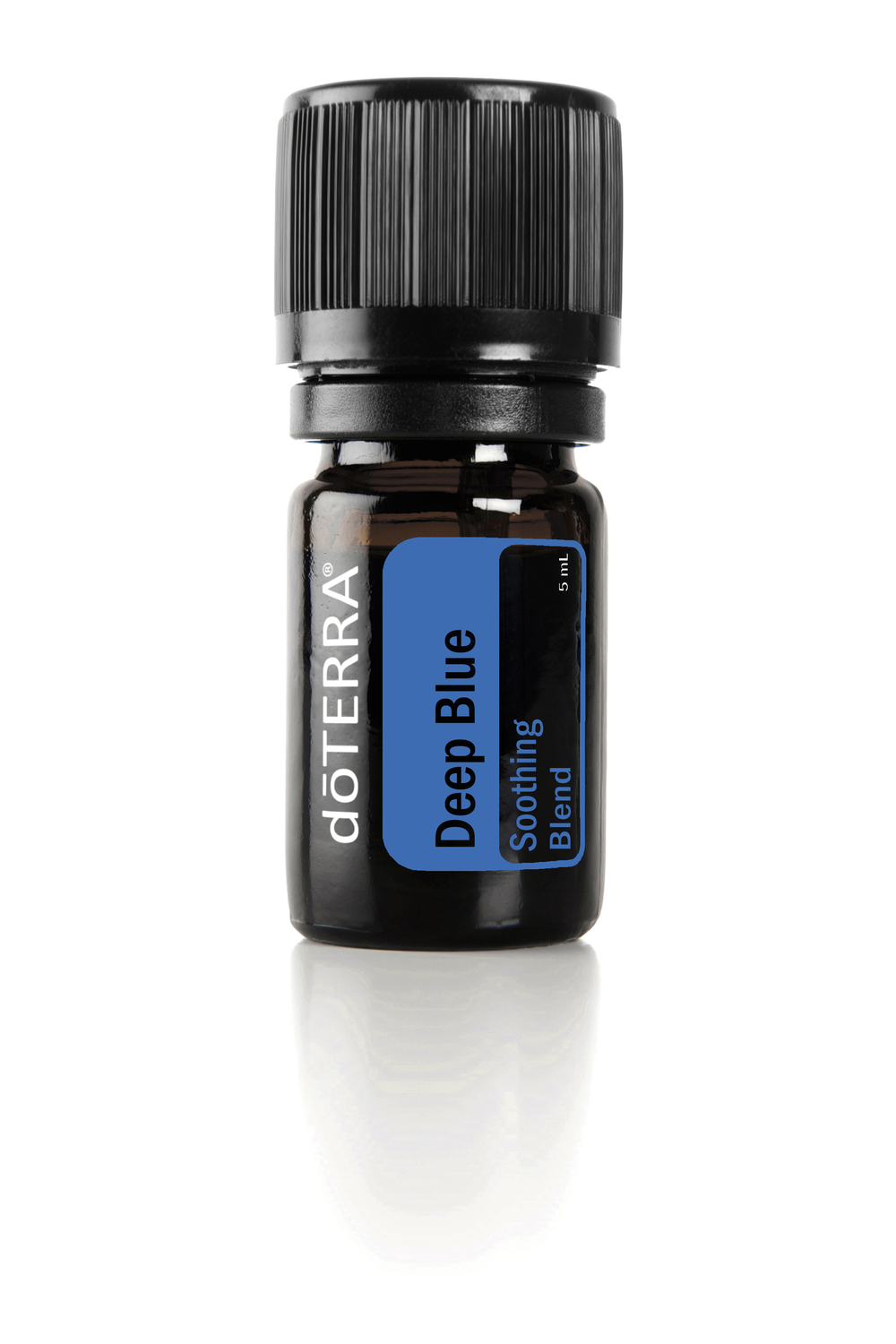 Deep Blue Soothing Essential Oils Blend