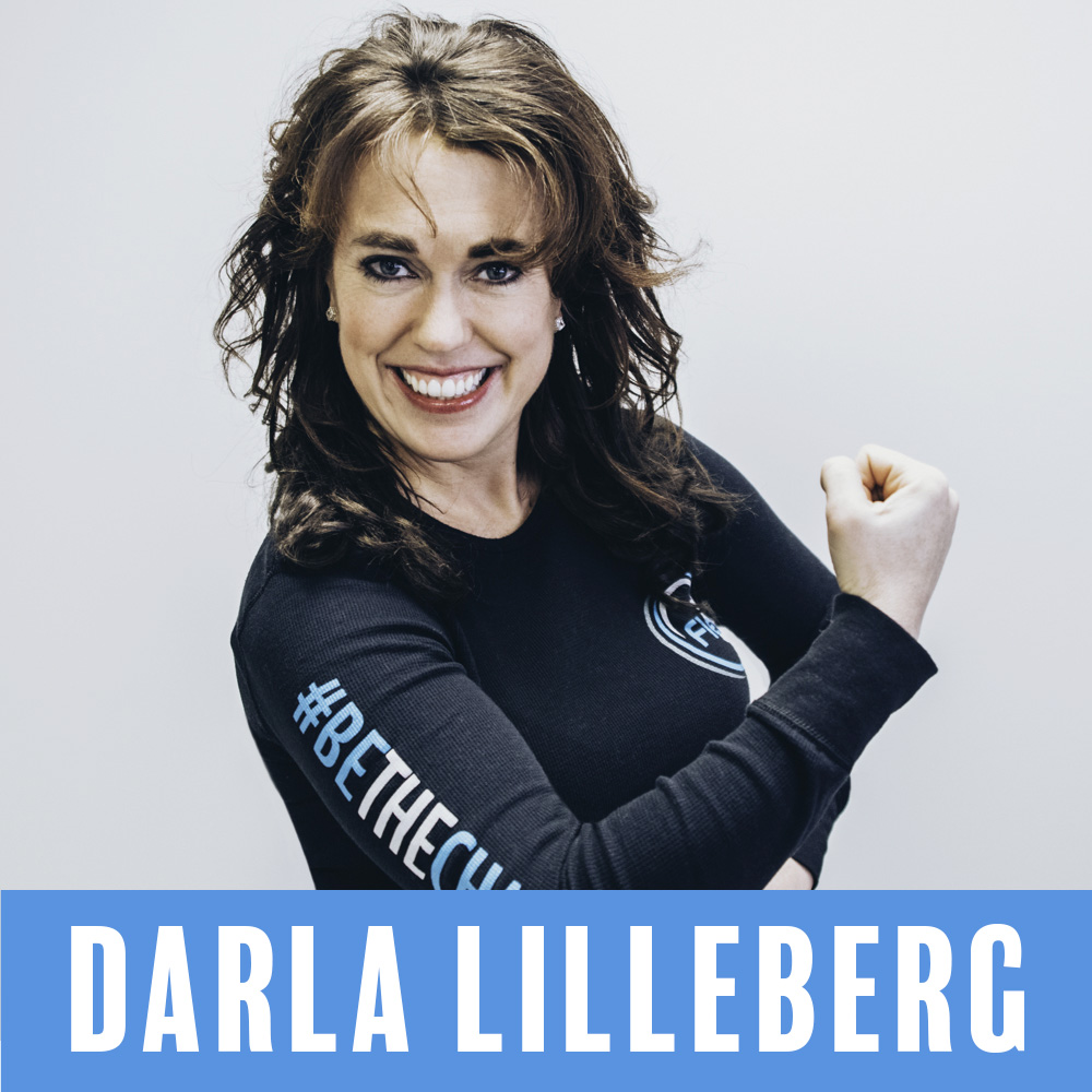 Darla Lilleberg, Founder, ACSM Certified Personal Trainer and AADP Holistic Health Coach.    Learn more...
