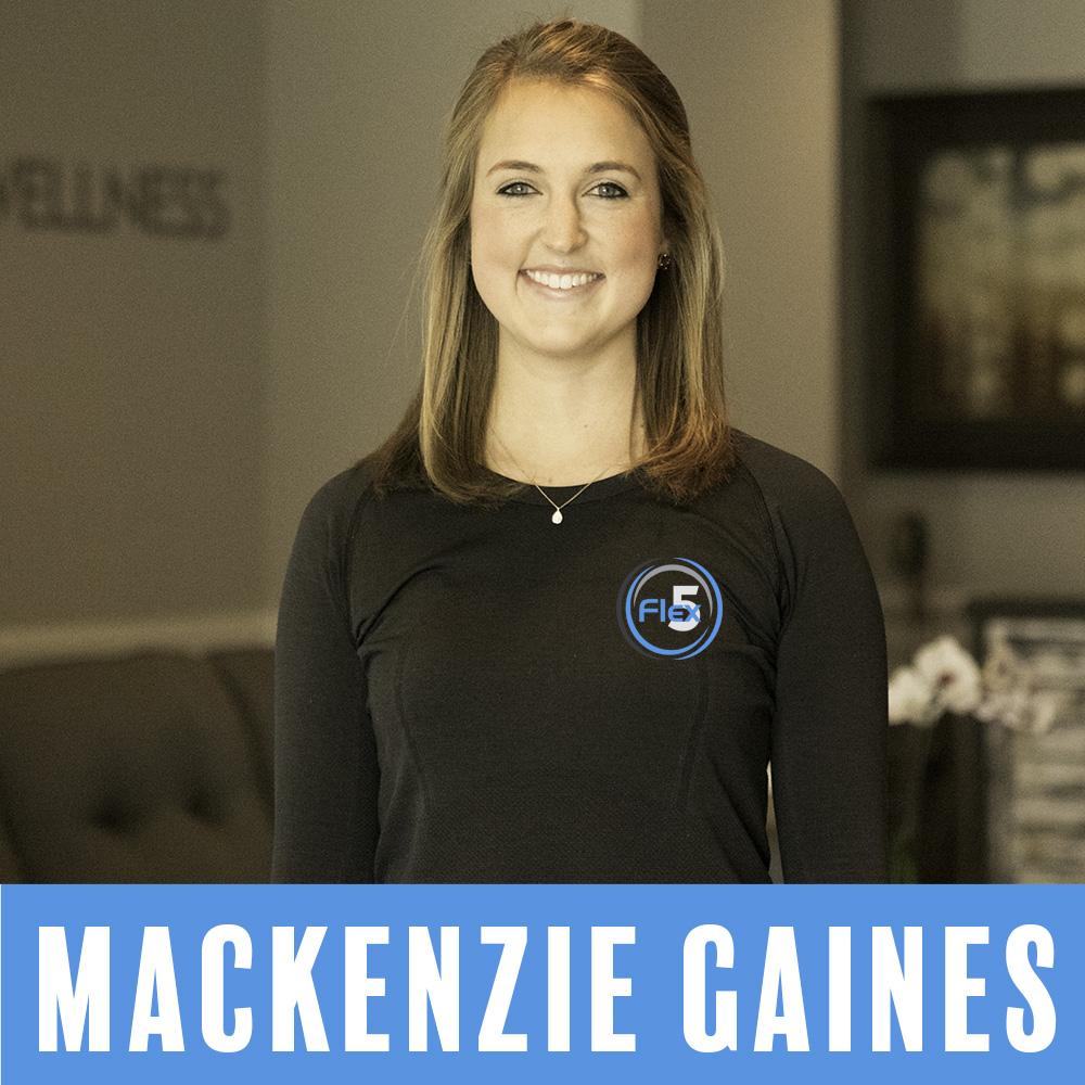Mackenzie Gaines - NASM Certified Personal Trainer   Wellness Coach 38f32848e169
