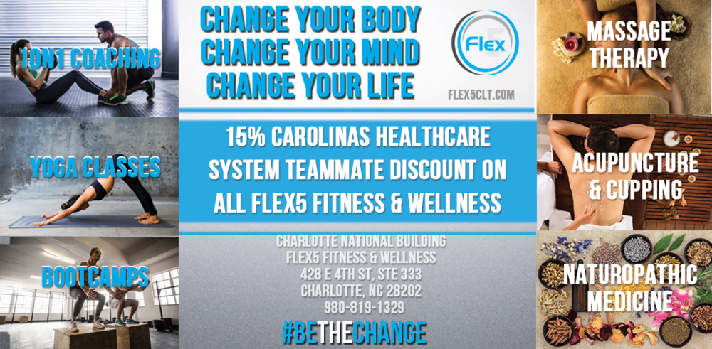 flex5-fitness-wellness-carolinas-healthcare-system-corporate-wellness-discounts-uptown-charlotte-nc