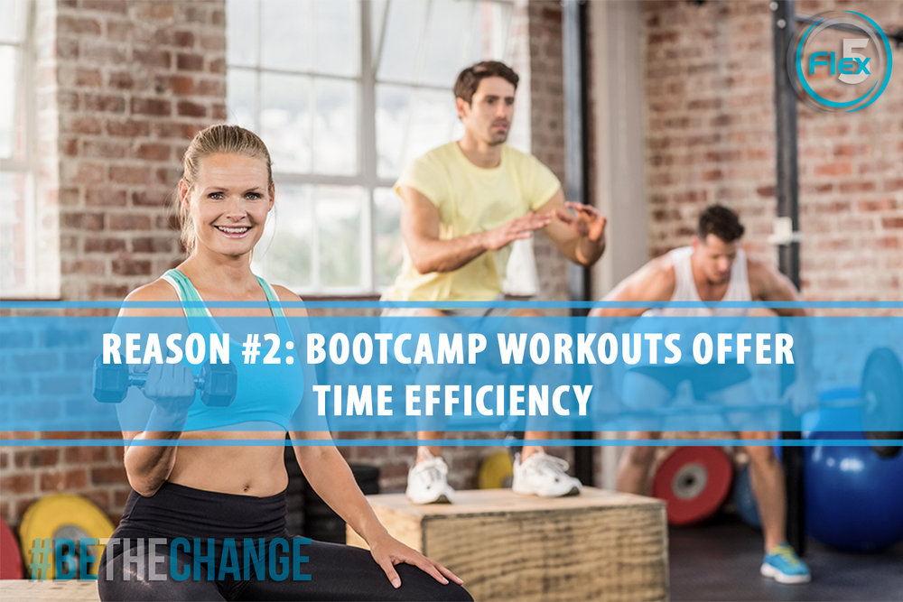 flex5-blog-5-reasons-to-add-bootcamp-workouts-to-your-fitness-schedule-time-efficiency