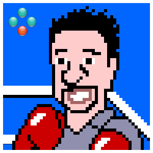 In addition to website, I designed this pixel-art twitter avatar for the site creator.