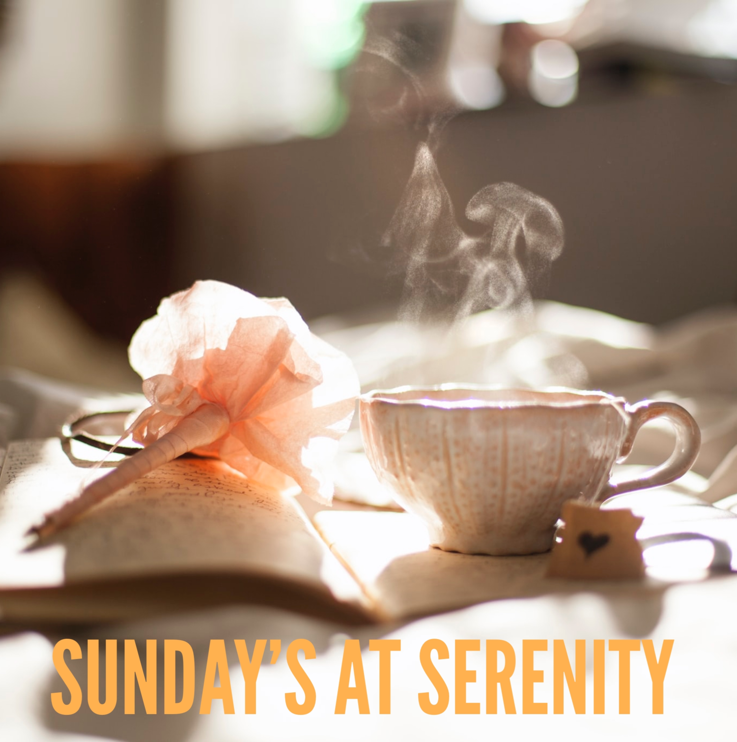 Sunday at Serenity Serenity Tea House & Cafe