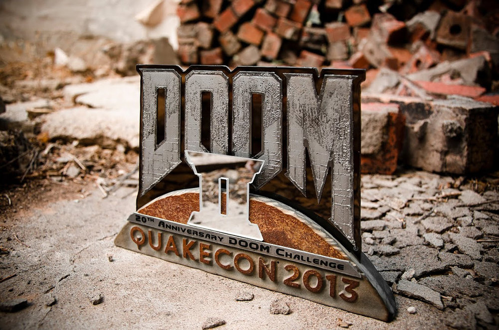 Doom II 20th Anniversary Challenge