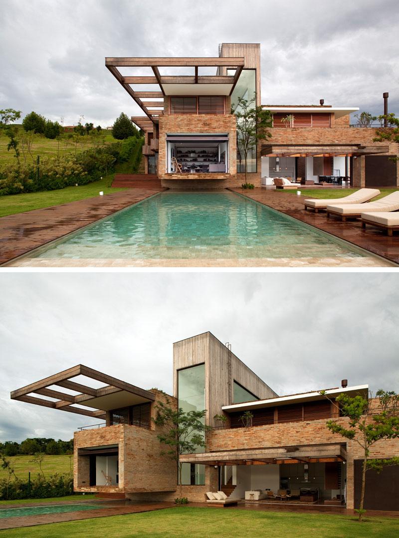 Designed by Studio Arthur Casas. Photography by Leonardo Finotti.
