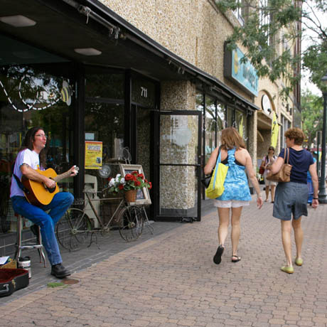 The Downtown Art Crawl features local artists in several venues throughout downtown St. Cloud and is one of several cultural events taking place annually in the greater St. Cloud region.