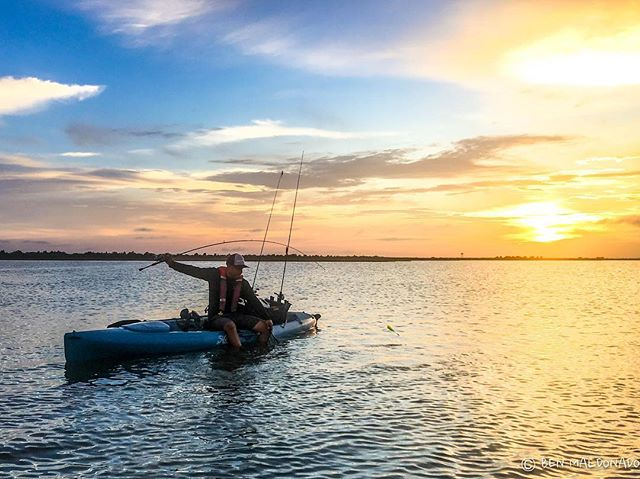 Abel snapped this sweet shot as I was landed a red. . . . . #hobiefishing #photooftheday #hobiefishingteam #sonya7iii #redfish #marsh #galveston #texas