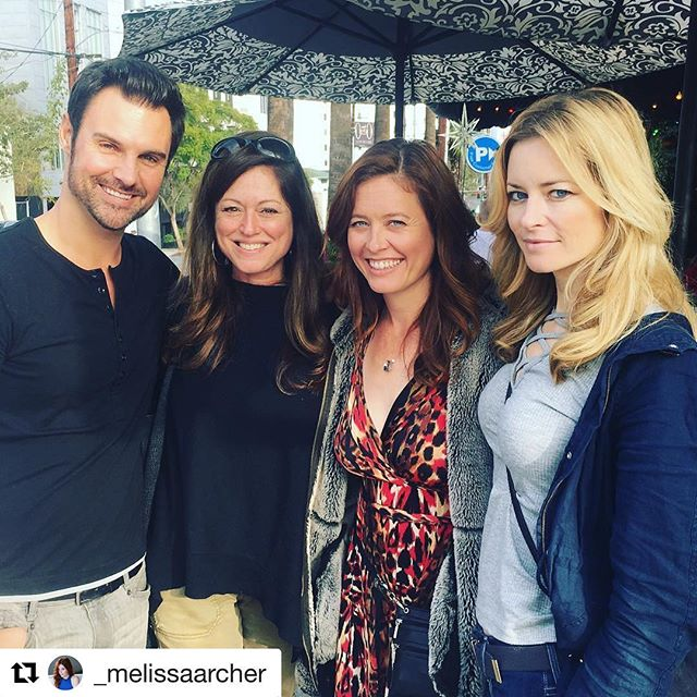 #Repost @_melissaarcher with @repostapp ・・・ So good collaborating with the team again. Only missing one, but she was with us in spirit. #SteelPennyProd #viraltheseries @jessicamorris01 @thebrandongoins @viraltheseries