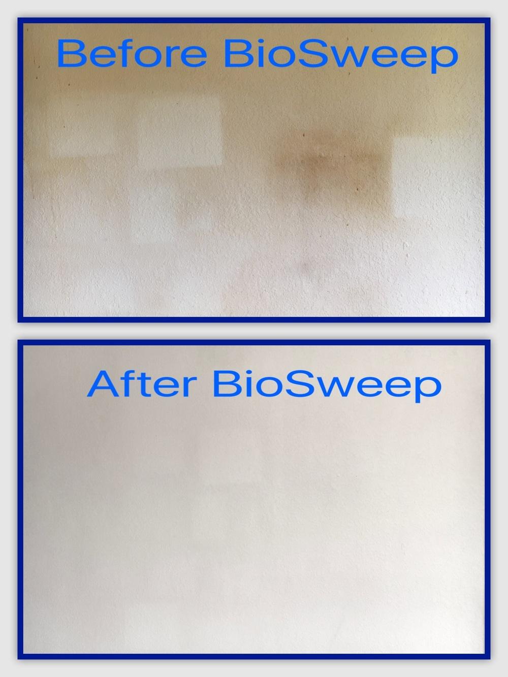 Service Pictures Biosweep Houston Austin Odor Removal