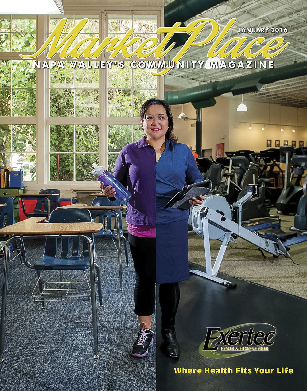 Exertec Fitness, MarketPlace Magazine