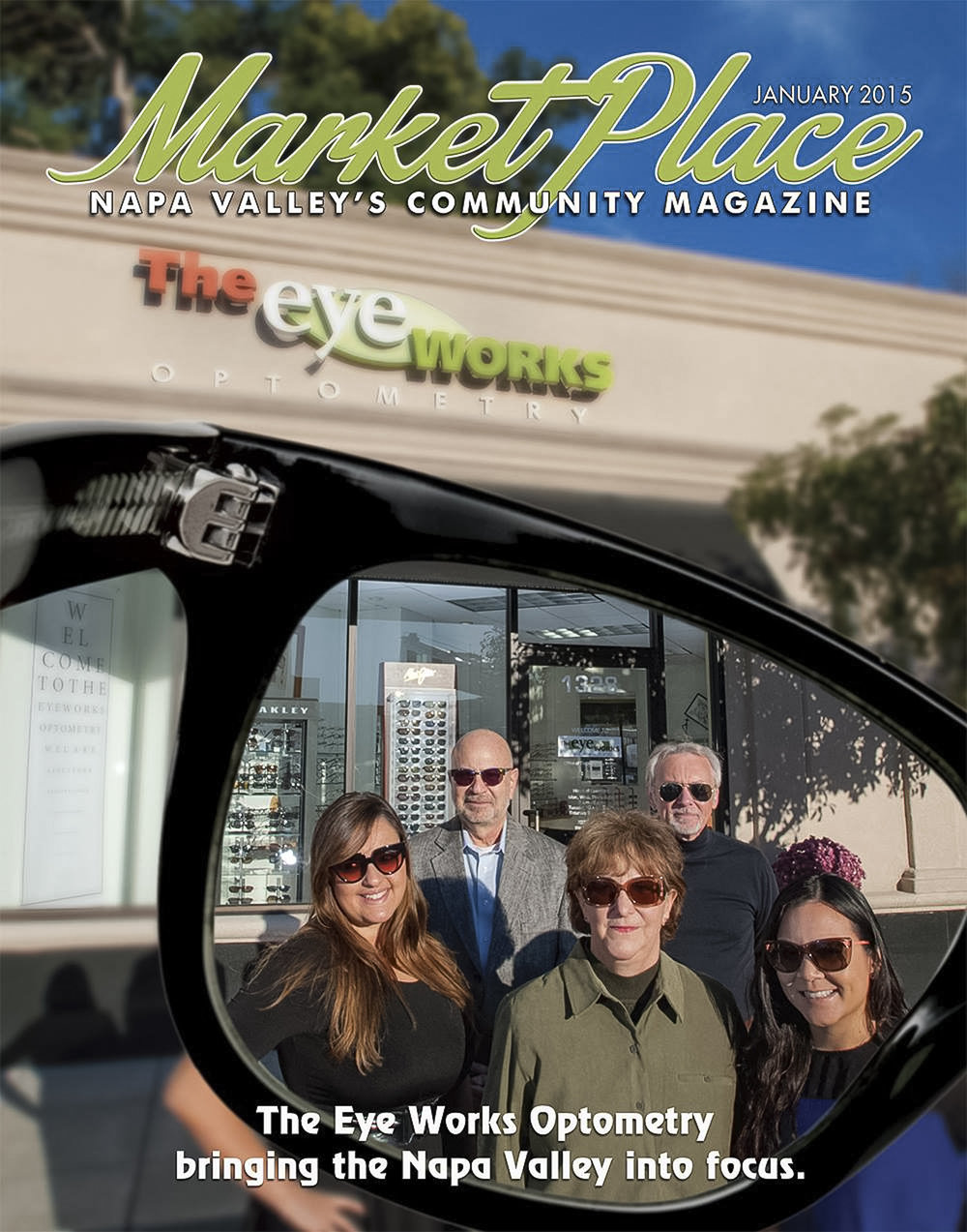 The Eye Works, MarketPlace Magazine