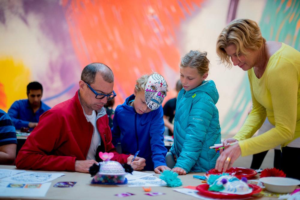 Dia de los Muertos Mask Making Workshop