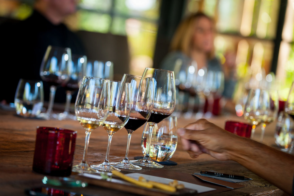 Private Tasting | Rudd Winery, Oakville, California