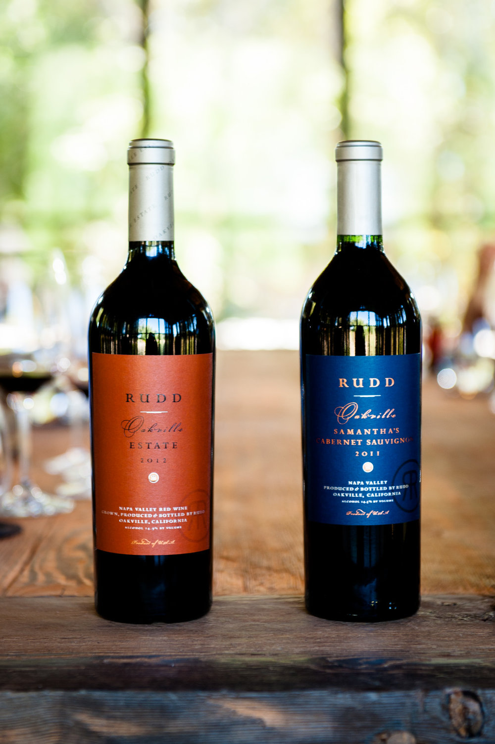Rudd Winery | Oakville, California