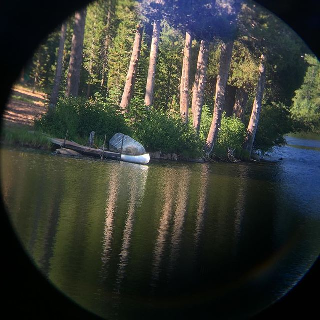 A quick visit to nature and with family. Yes! #nature #thrubinoculars #canoeing #naturephotography #napaphotographer #serenelakes #icelake