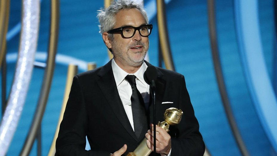 Alfonso Cuarón's Roma - The best call of the night.