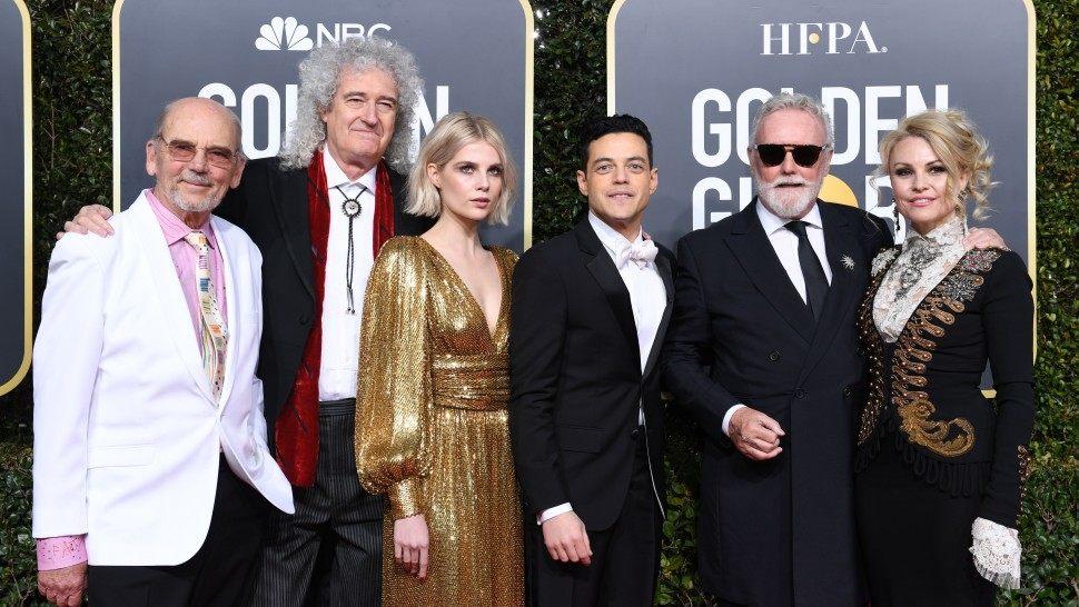 Queen Biopic Wins Best Drama - Bohemian Rhapsody Took the Award of the Night