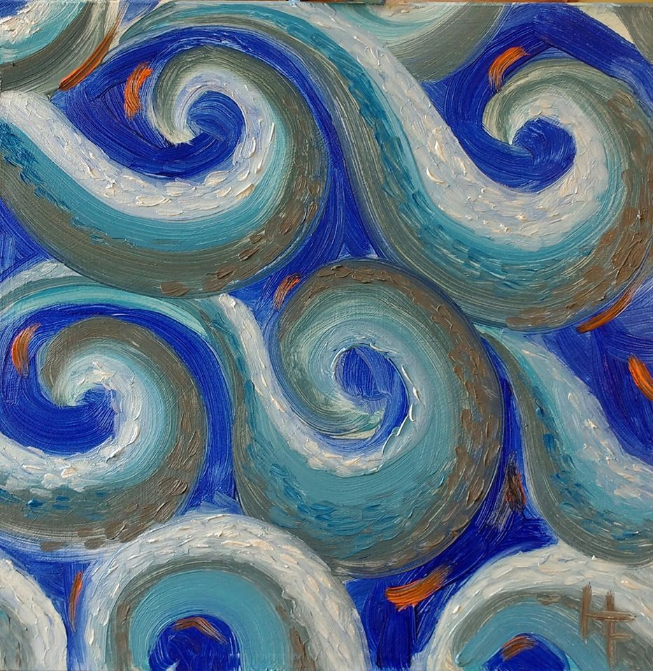 """Blue Waves"""