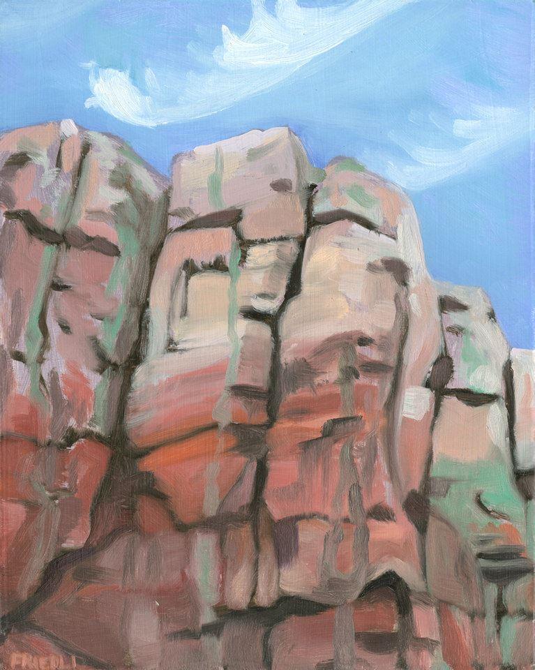 """""""Weeping Rocks"""""""