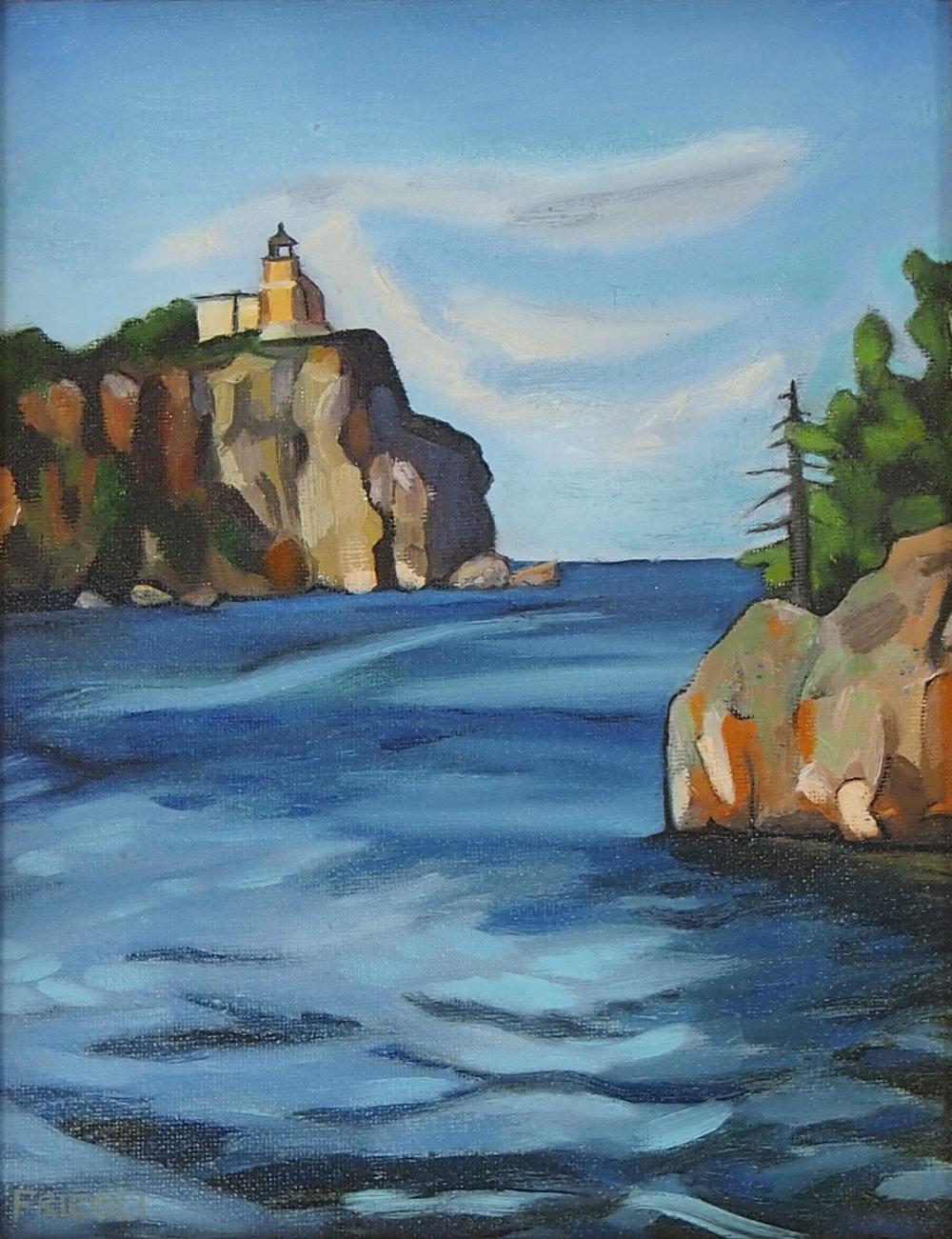 """Split Rock Lighthouse"""