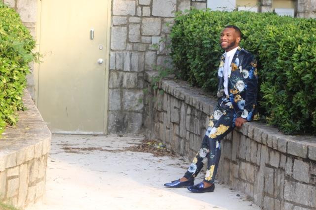 Get the look SuitShirtShoe - (click the desired item)
