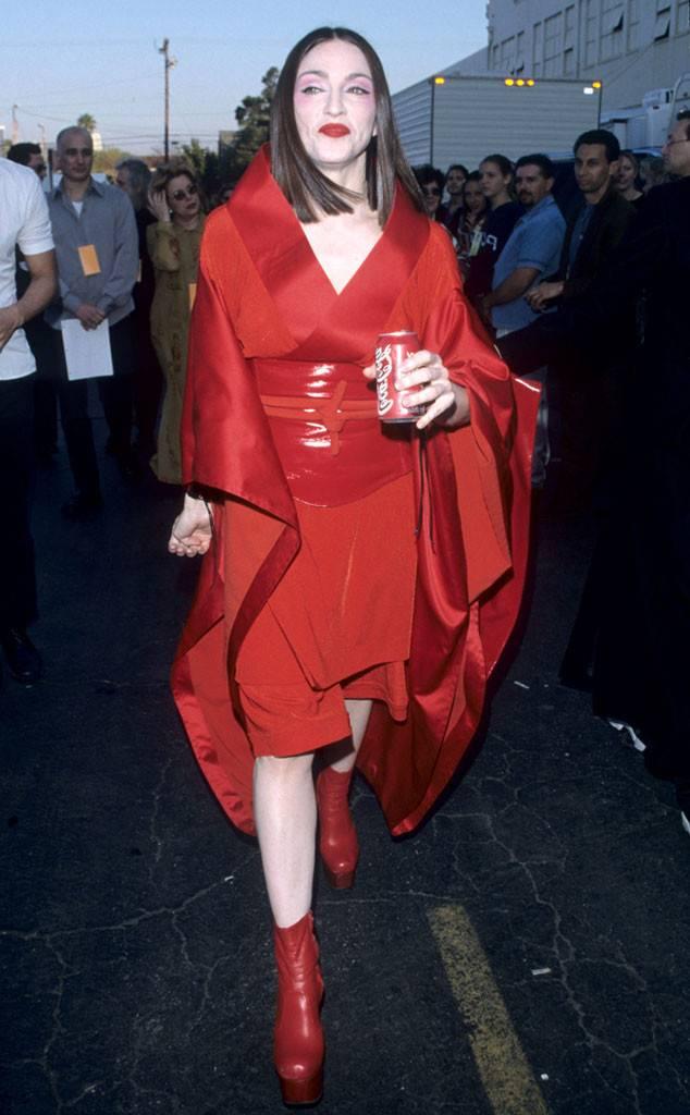 4. Madonna 1999