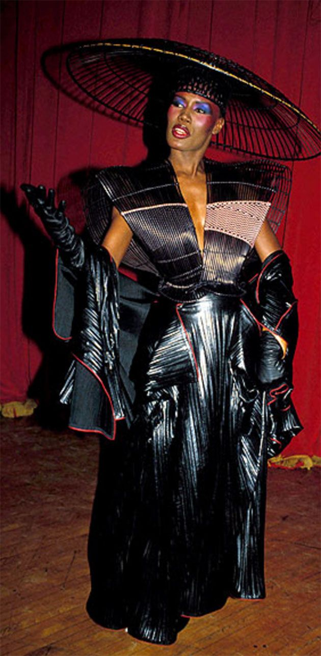 3. Grace Jones 1983