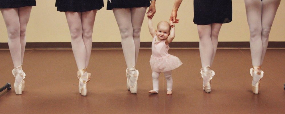 Dance lessons in San Antonio starting at age 3