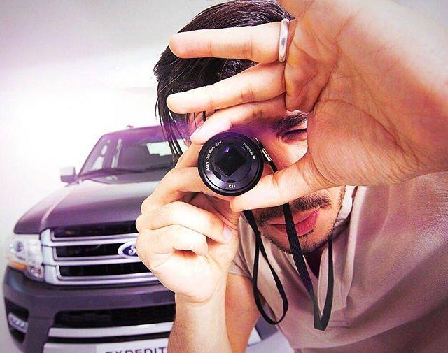 Ford x Director Hazem
