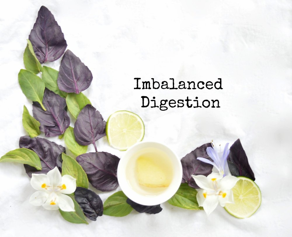 Imbalanced Digestion