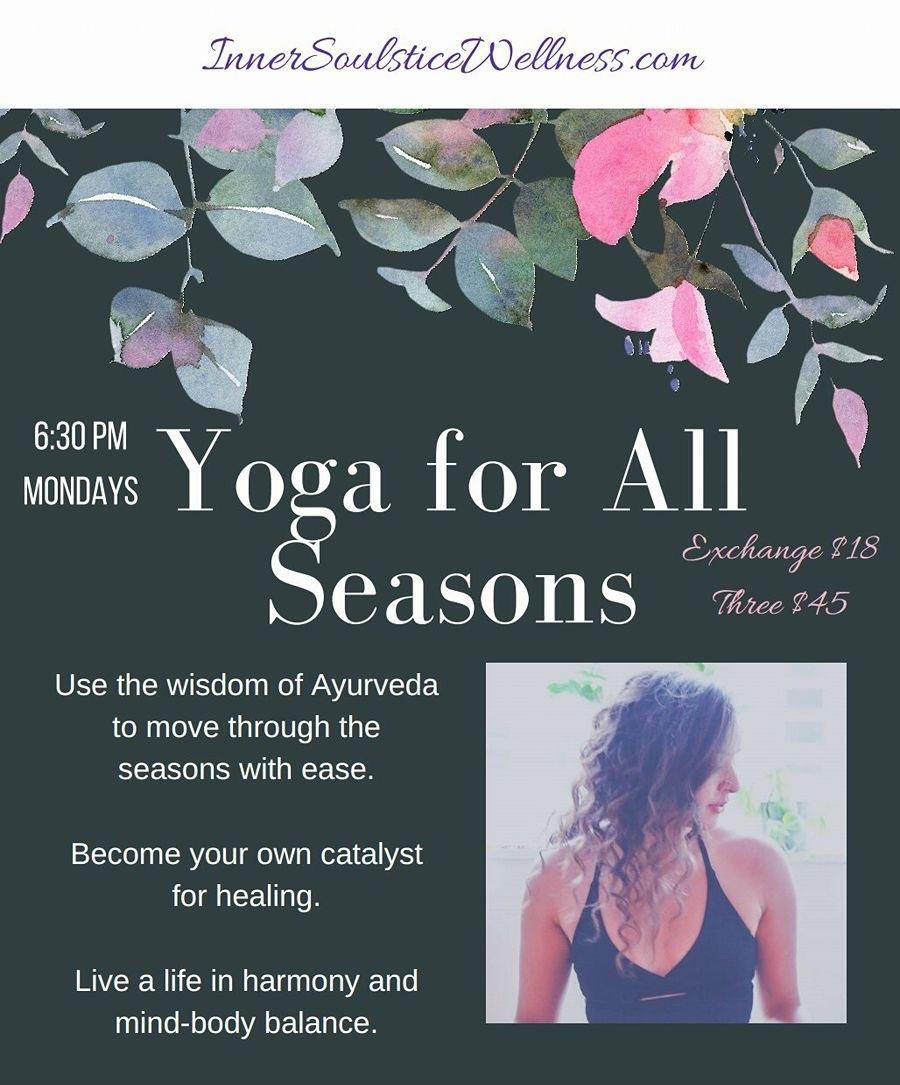 Ayurvedic Yoga Inner Wellness