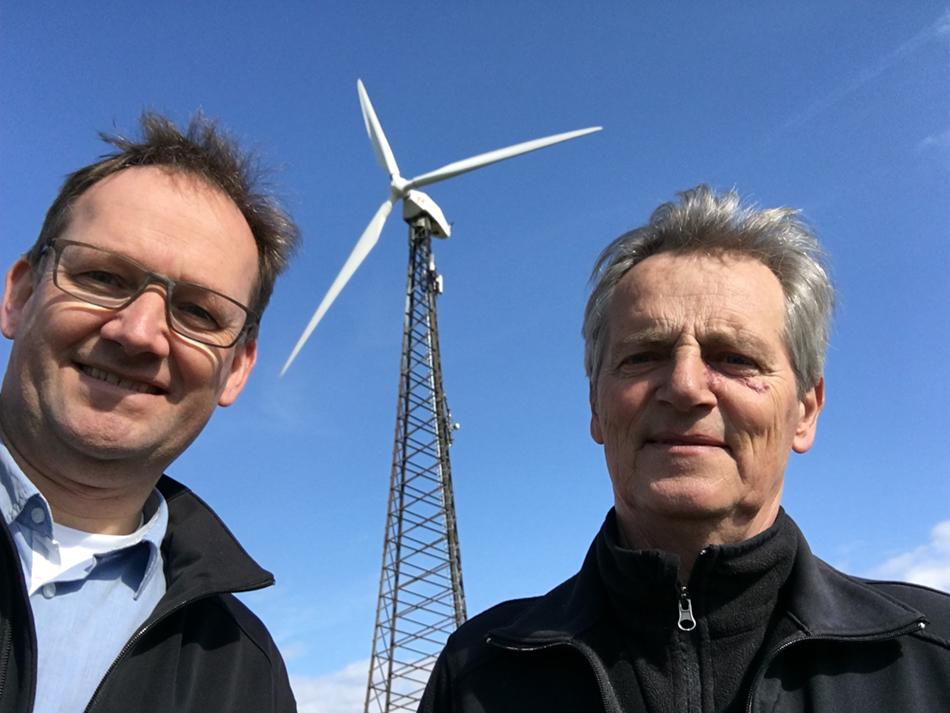 Die letzten Tage der 250er Nordex - Rüdiger Buhl und Markus Mann.JPG