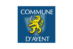 Commune D´Ayent Logo