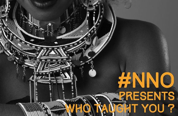 ENAM G DESIGNS - Nubian Nights Out Asks 'Who Taught You?'