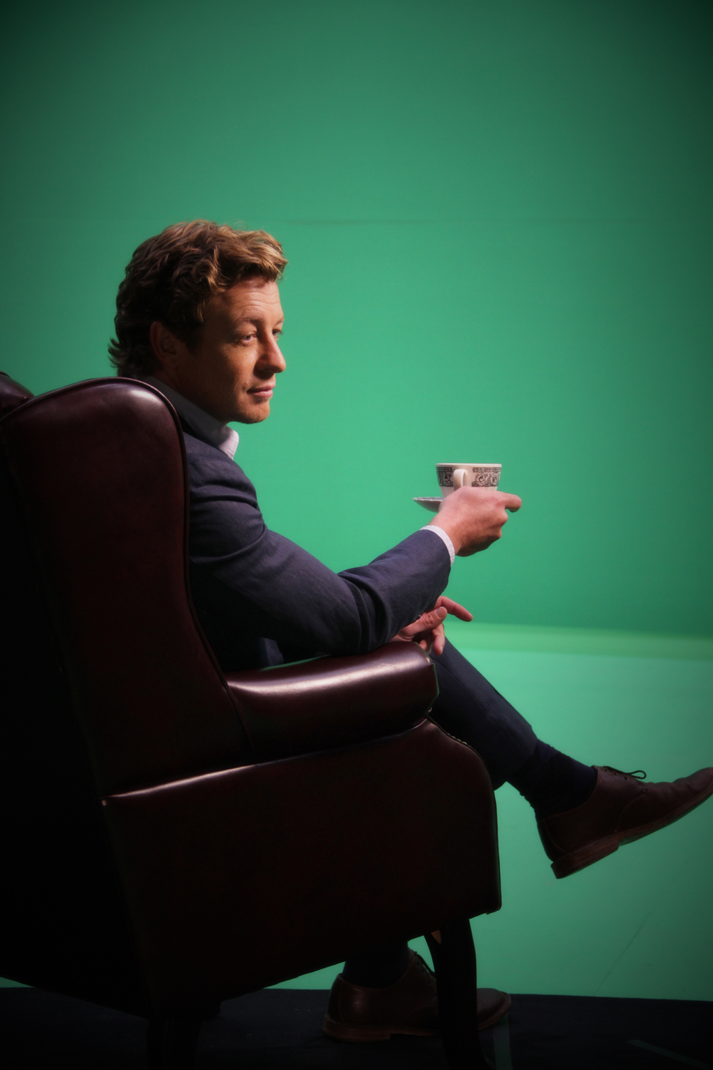 Simon Baker | The Mentalist